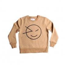 WYNKEN Classic Sweatshirt Beige