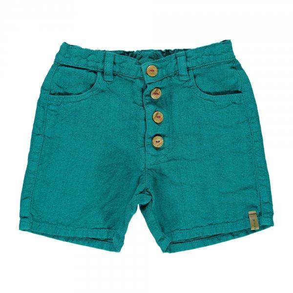Piupiuchick shorts Emerald