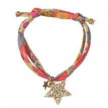 LUCIOLE ET PETIT POIS liberty bracelet Gold