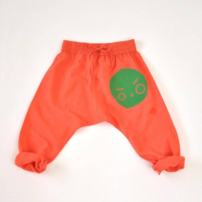 Nadalezos Pants Green Nar Red