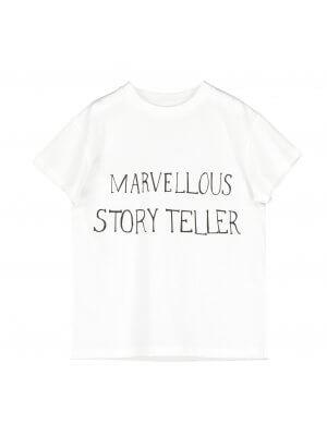 BEAU LOVES T-shirt Marvellous story teller / Geschichtenerzähler