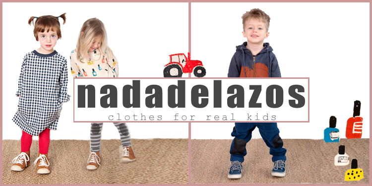 Nadadelazos AW17, Kinderkleidung aus Spanien, kids fashion Spain