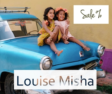 Louise Misha-Sale